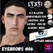 #TS#  Eyebrows #06 BOM - Lel Evo/Catwa HD Pro/ Classic