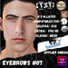 #TS#  Eyebrows #07 BOM - Lel Evo/Catwa HD Pro/ Classic