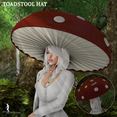 *~*HopScotch*~* Toadstool Hat