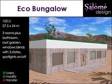 Salome design - Eco Bungalow