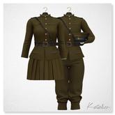 Kotolier . MilitaryUniform - khaki