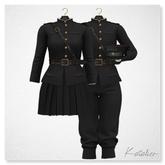 Kotolier . MilitaryUniform - black