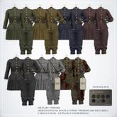 Kotolier . MilitaryUniform - FATPACK