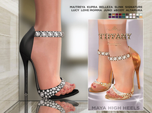 ::TD:: Maya High Heels