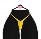 *CY* Aria . Banana . Bikini Bottom // (Add)