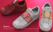 Nitropanic_Studs Sneakers (PACK)