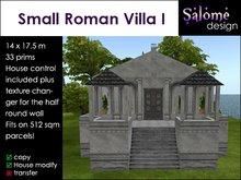 Small Roman Villa I