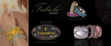 KUNGLERS - Fabiola bracelets DEMO