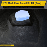[FYI] Mesh Cave Tunnel Builder's Kit H1