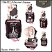 !! Follow US !! It's time to travel  Lady suitcase COPY BOX