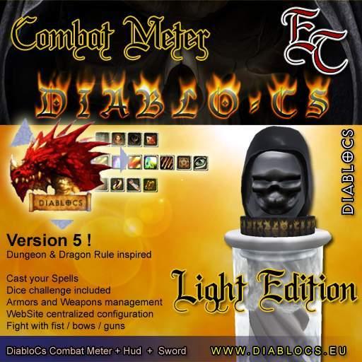 DiabloCS - BOX  Light edition