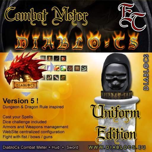 DiabloCS - BOX  Uniform edition