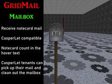 GridMail Mailbox
