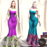 .:FlowerDreams:.Anne Gown - Boho Set 3