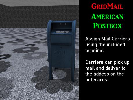 GridMail USA Postbox