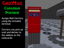 GridMail Canadian Postbox
