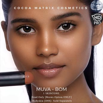 ! CocoaMatrix ! MUVA, GENUS - BOM [D08]