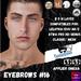 #TS#  Eyebrows #16 BOM - Lel Evo/Catwa HD Pro/ Classic