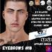 #TS#  Eyebrows #18 BOM - Lel Evo/Catwa HD Pro/ Classic