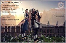 Jinx : Passenger System for Centaurs