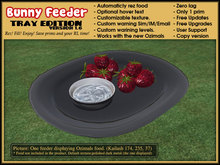 BF - Bunny Feeder V1.81   - Tray edition - for Ozimals
