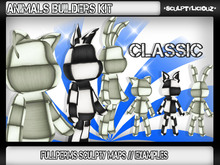 Animal Builders Kit Classic