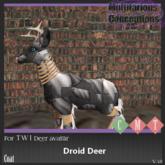 [MC] droid deer twi deer coat (wear to unpack)