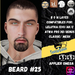 #TS# Beard #25 BOM - Lel Evo/Catwa HD Pro/AK/ Classic