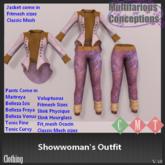 [MC] Showwoman's Outfit (wear to unpack)