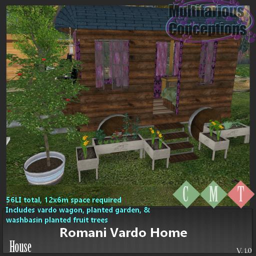 [MC] Romani Vardo Home rez-box