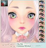 *{ SeVered GarDeN } * SeVerEyes # 6 - for Kemono/M3/M4
