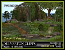 TMG - DULVERTON CLIFFS - WATERFALL LANDSCAPE*