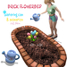 [ FULL PERM ] Flowerbed & watering can + Animation
