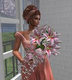 CJ Bouquet Lily Glamour Pink light  - copy + resizer