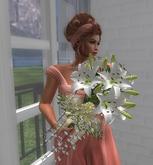 CJ Bouquet Lily Glamour White  - copy + resizer