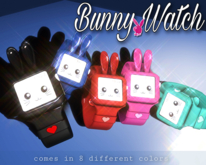 BUNNY WATCH V1(FATPACK)