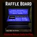 Raffle Board [Moon Bunny Inc.]
