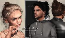no.match_ ~ NO_FANATIC ~ Pack of BLONDS