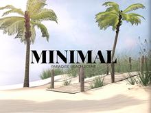 MINIMAL - Paradise Beach Scene FATPACK