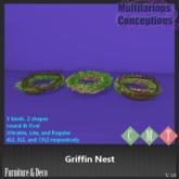 [MC] Griffin Nest (wear to unpack)