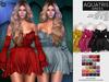 Bens Boutique - Aquatris Dress - Hud Driven
