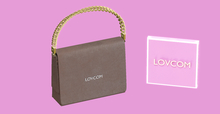 Karma Queen   Rug   Brown mini-bag   LOVCOM.