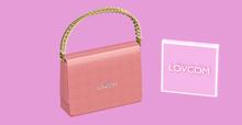 Karma Queen   Rose!   Pink mini-bag   LOVCOM.