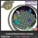 [MC] Cracked Planet Sky Box Garden 185LI 64x64