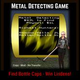 Metal Detecting Game [Moon Bunny Inc.]