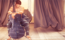.:Tribal Tuesday:. The Cello M (ADD)