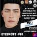 #TS#  Eyebrows #20 BOM - Lel Evo/Catwa HD Pro/ Classic