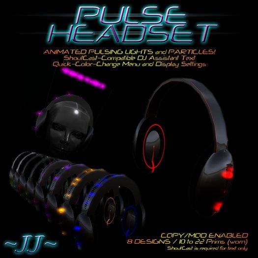 ~JJ~ Pulse Headset