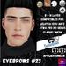 #TS#  Eyebrows #23 BOM - Lel Evo/Catwa HD Pro/ Classic