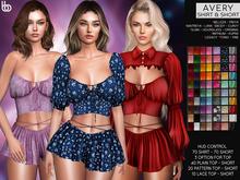 Bens Boutique - Avery Set - Hud Control